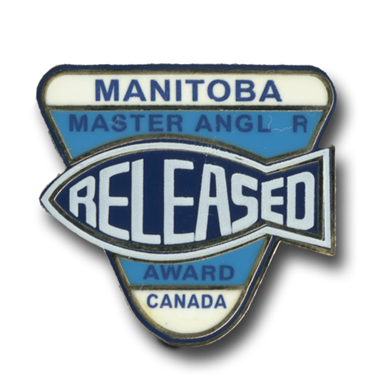 Catch and Release Badge